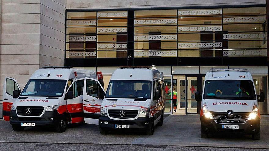 Los pacientes del centro de Barros que empeoran ingresan en el Hospital de Riaño