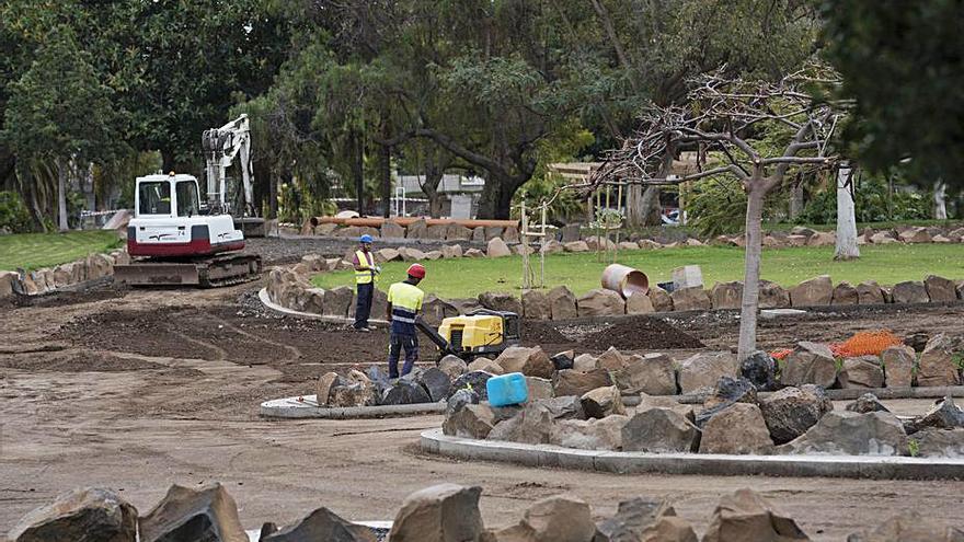 """El Ayuntamiento inicia los trámites para reabrir """"cuanto antes"""" el parque de La Granja"""