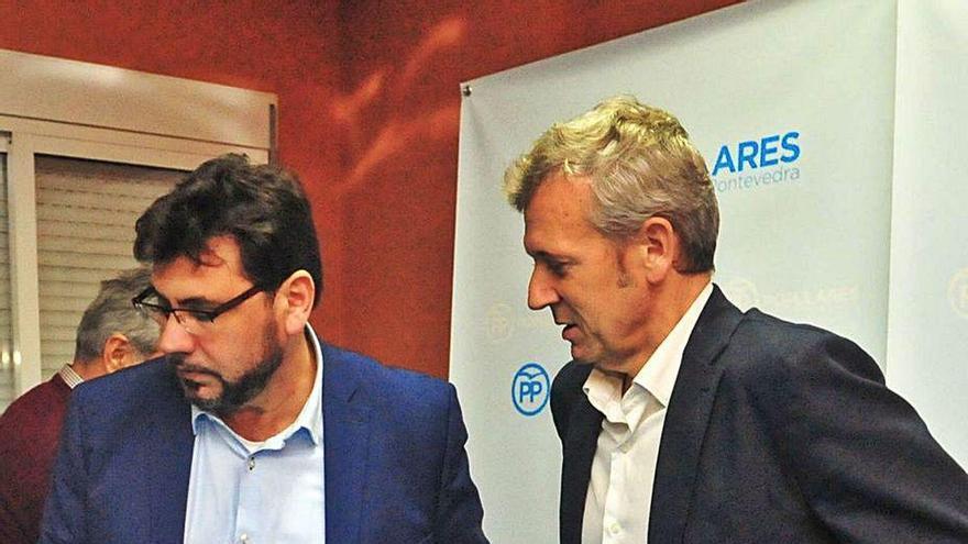 El Partido Popular ratifica a nivel nacional la expulsión del alcalde de Meaño, Carlos Viéitez