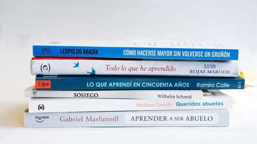 Libros para envejecer mejor