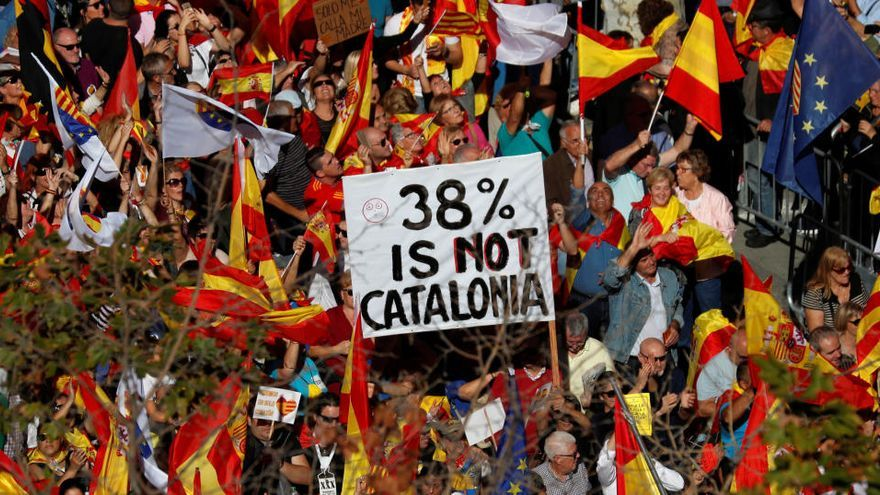 'Toda la verdad': del referéndum clandestino del 1 de octubre al auge de Torra