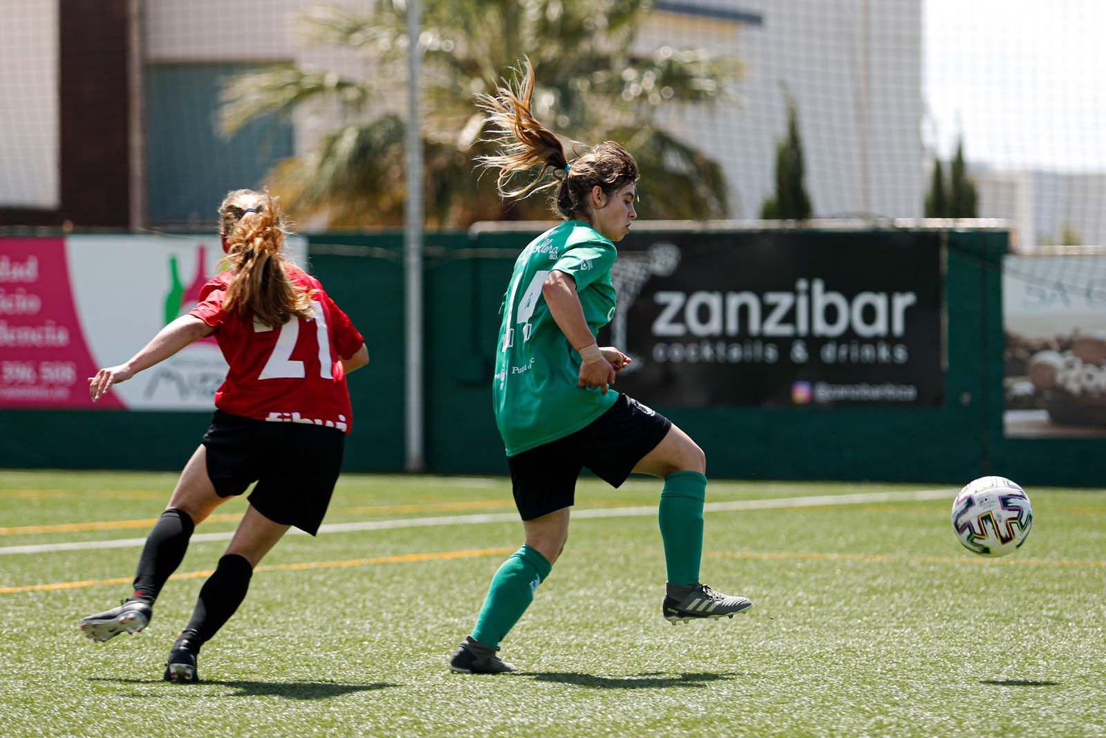 El Sant Jordi femenino vuelve a la competición tras casi cinco meses