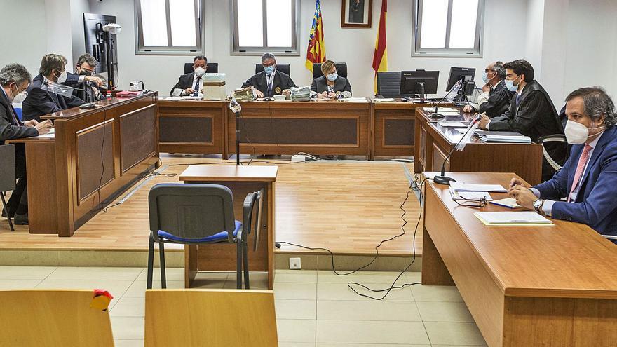 Los juzgados de la provincia tramitan fraudes fiscales por valor de 300 millones