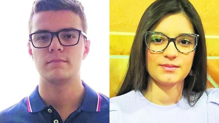 Alumnos olímpicos con vocación científica