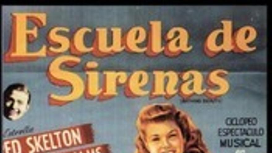 Escuela de sirenas