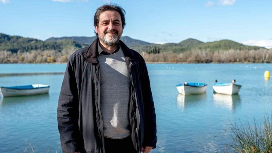 El banyolí Jaume Butinyà, nou diputat d'Esquerra Republicana al Parlament