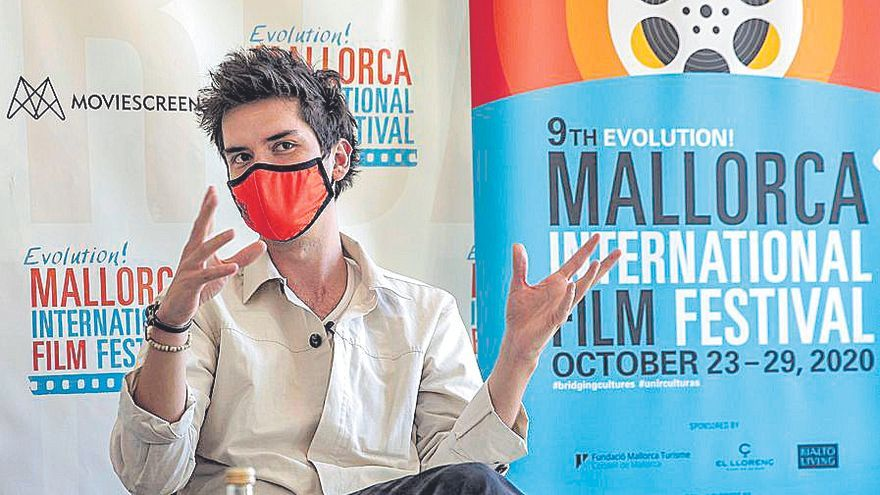 Gregory Kirchhoff: «Mallorca es el lugar perfecto para rodar»