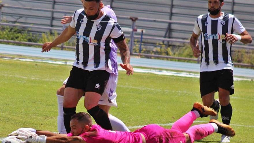 El Cano se aferra a Tazacorte y el Laguna confía en hacer un gol