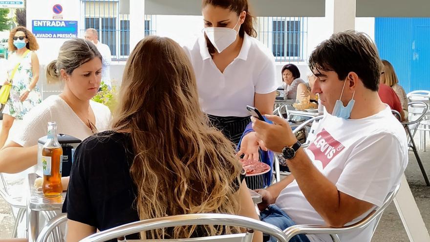 El paro se estabiliza en Monesterio por debajo de los 460 desempleados
