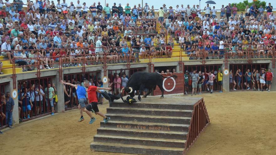 Orpesa realizará toros en plaza los días 6, 7 y 9 de octubre en sus fiestas patronales