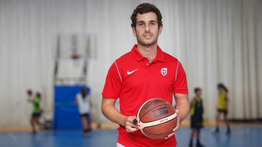 El árbitro Javi Ávila irá a la Supercopa femenina de baloncesto