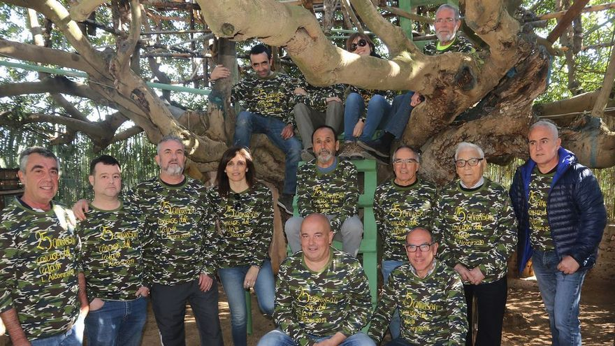 Falomir lidera un frente común de alcaldes de Castellón para defender el parany