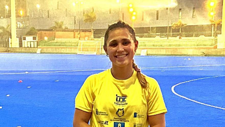 Agustina Gorzelany: «Siempre voy hacia delante, no doy nada por perdido»