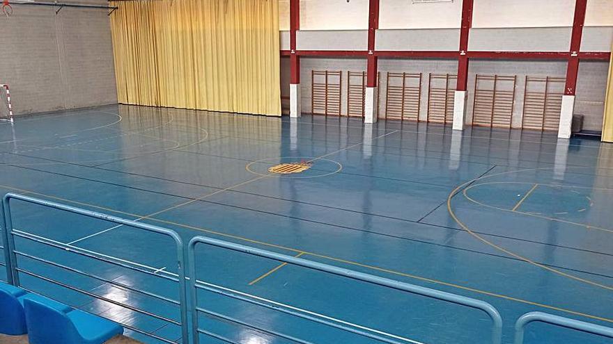 Mejora de los servicios e instalaciones deportivas