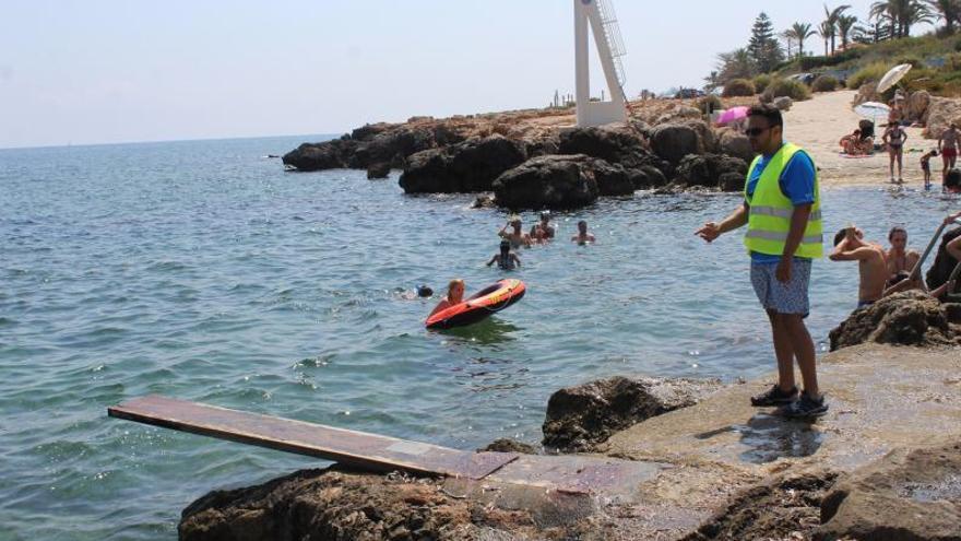 Dénia cerrará todas sus playas en la noche de Sant Joan