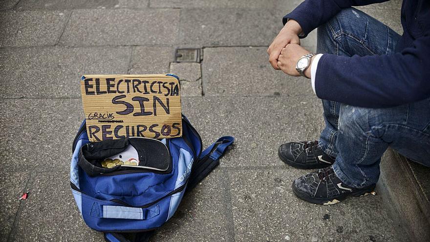 La pandemia dispara la pobreza severa que afecta a seis millones de personas en España