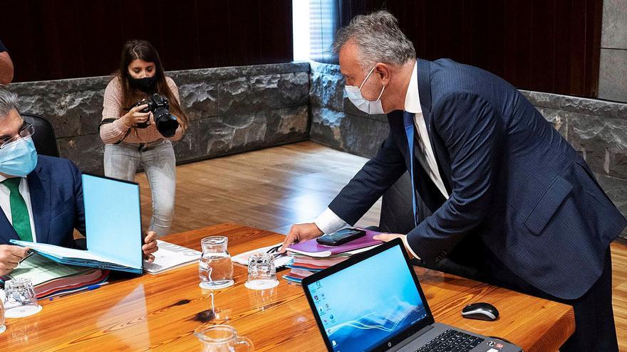 Torres apela a la unidad ante Madrid y la UE para salvar el Estado del Bienestar