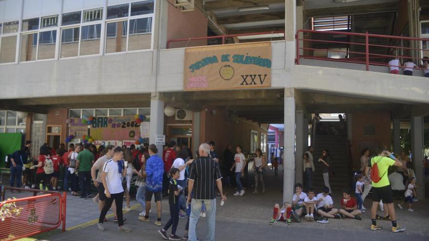 Maristas se apunta a la jornada continua para sus colegios de Cartagena y Murcia