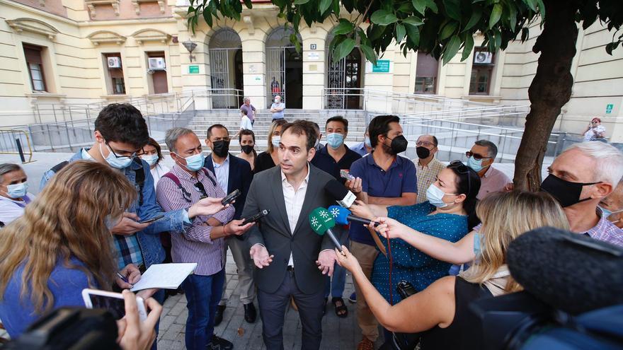 Unidas Podemos y CCOO se movilizan este otoño para evitar el desmantelamiento de la sanidad pública en Andalucía