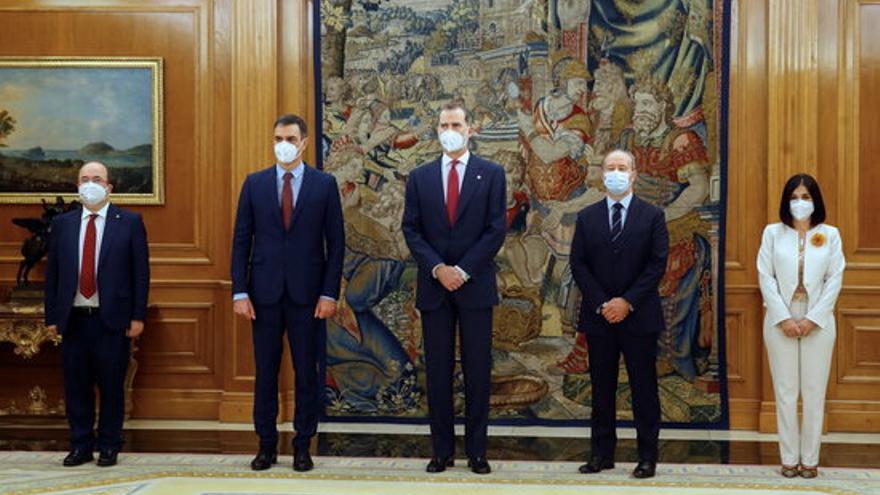 El Suprem inadmet una querella contra Pedro Sánchez i Juan Carlos Campo pels indults als líders independentistes