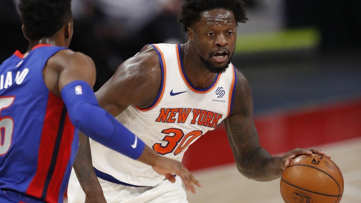 Cuando los 'rookies' de la NBA caen en el dique seco
