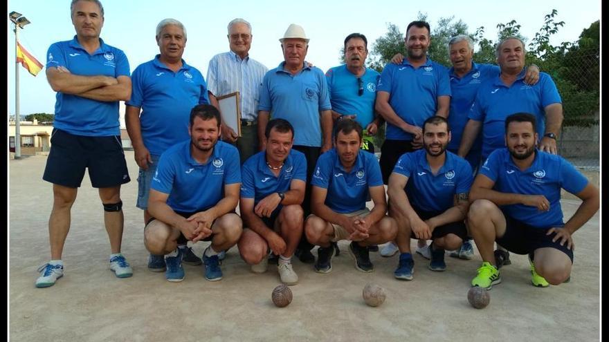 MC Taibilla y Traysho, a la final de la Copa de Bolos Cartageneos