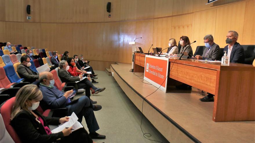 La Universidad de Alicante concede el premio Maisonnave a la Sociedad de Conciertos de Alicante