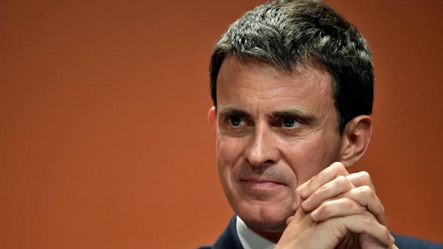 Manuel Valls será candidato a las legislativas francesas en el partido de Macron