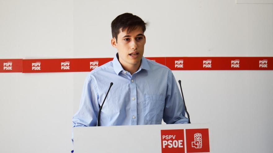 Borja Sanjuán sucede a Ramón Vilar como concejal en el Ayuntamiento de València
