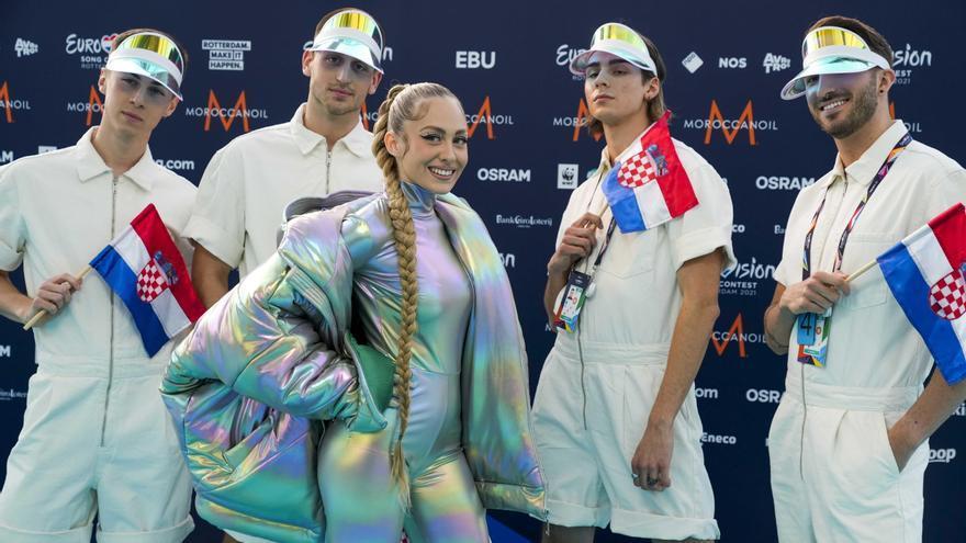 Día, hora y dónde ver en TV la semifinal 1 de Eurovisión 2021