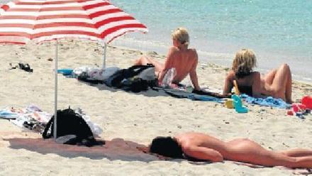 Karte mallorca fkk strand Mallorca Strände