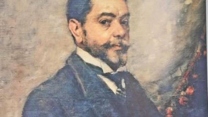 El historiador Adrián Espí recupera la vida y obra de Vicente March Marco