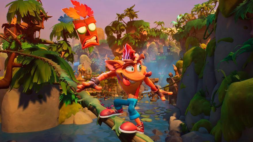 Crash Bandicoot 4: It's About Time contará con una demo para PlayStation 4 y Xbox One