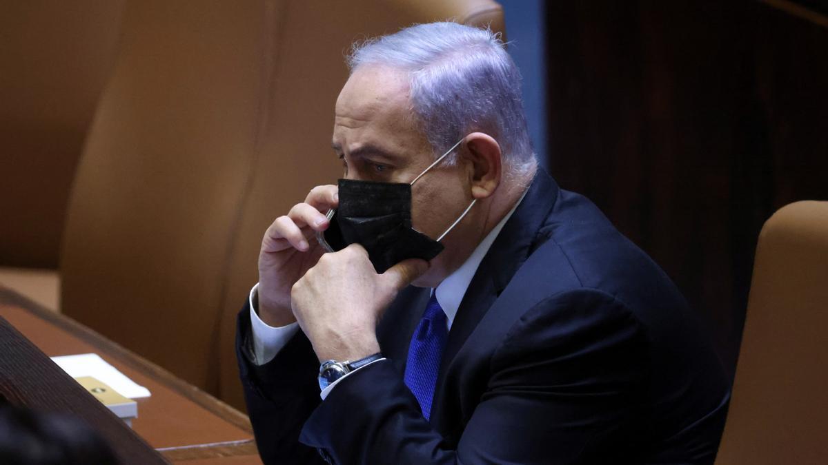 El actual primer ministro de Israel, Benjamín Netanyahu
