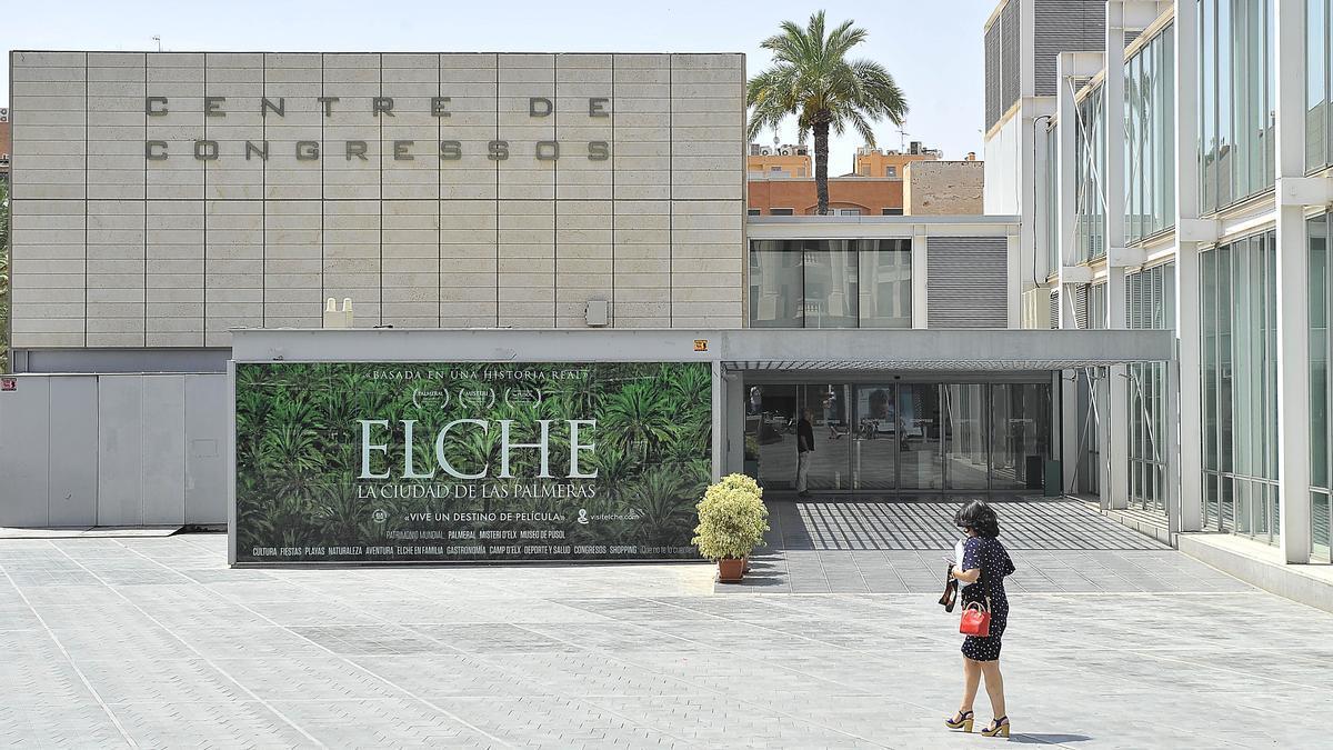 Centro de Congresos de Elche, en imagen de archivo