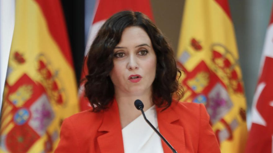 La Fiscalía avala las medidas de la Comunidad de Madrid para frenar el virus