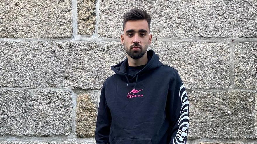 El futbolista del Celta de Vigo, Brais Méndez