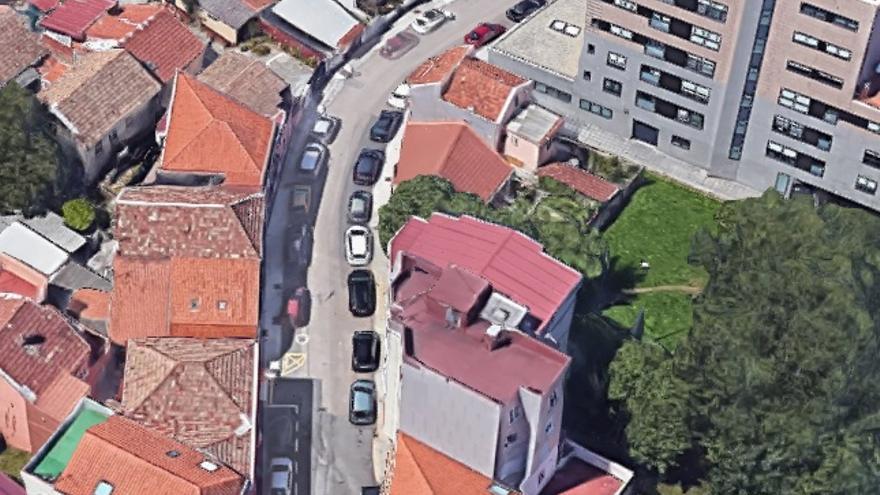 Pillados de fiesta en un piso de Vigo, a golpe de miércoles de madrugada