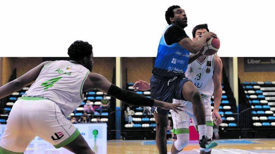 El análisis del Oviedo Baloncesto: la importancia de Speight