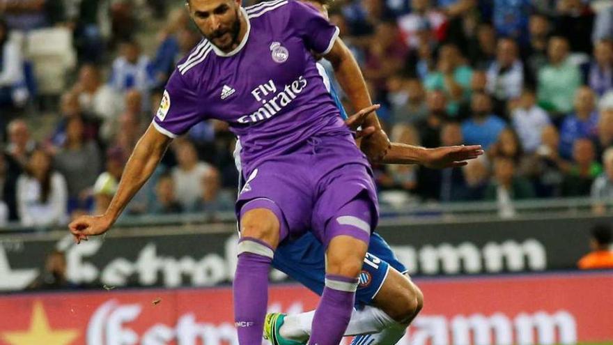 El Madrid cumple con el guión