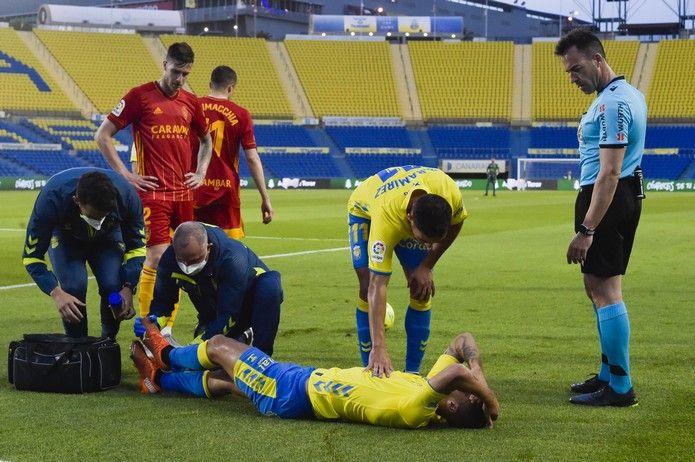 Laliga SmartBank: UD Las Palmas - Real Zaragoza