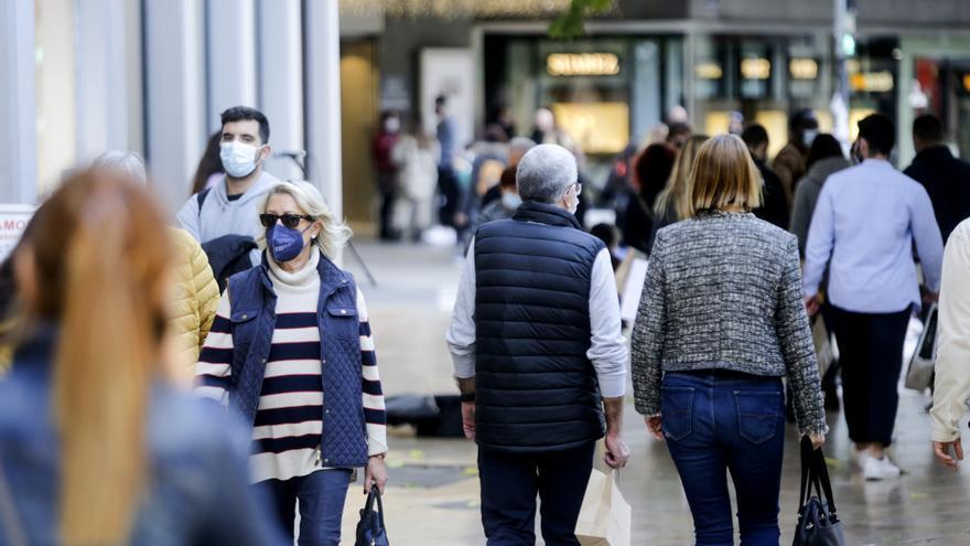 La Comunitat Valenciana pierde casi ocho mil habitantes en el año de pandemia