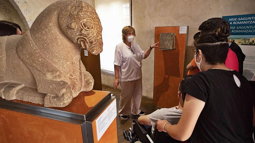 El Día Internacional de los Museos dinamiza Sagunt