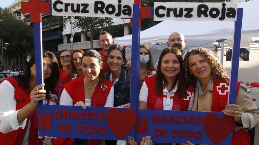 Cruz Roja Córdoba celebra un especial Día de la Banderita