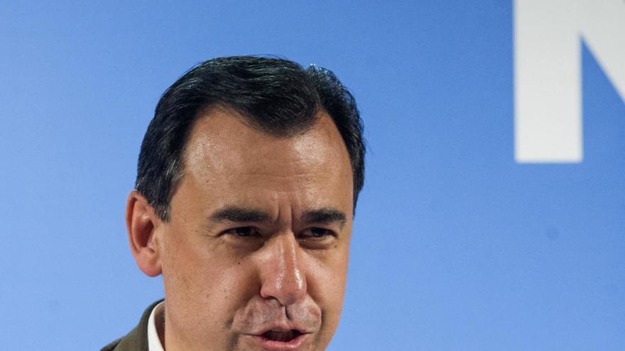 """Maillo: """"Las mociones de censura más que solución son un problema"""""""