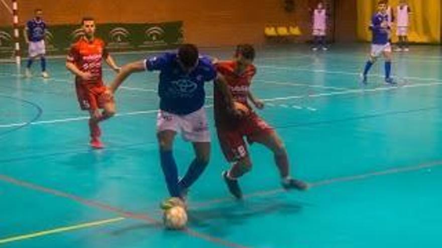 El Bujalance FS cae ante el Xerez Deportivo