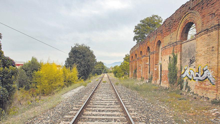 La antigua estación de tren de Xàtiva está por fin a salvo