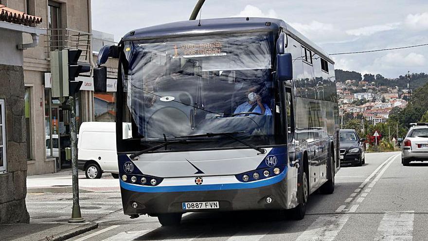 El nuevo servicio de buses arranca el día 23 con 3 nuevas líneas más rápidas a Vigo