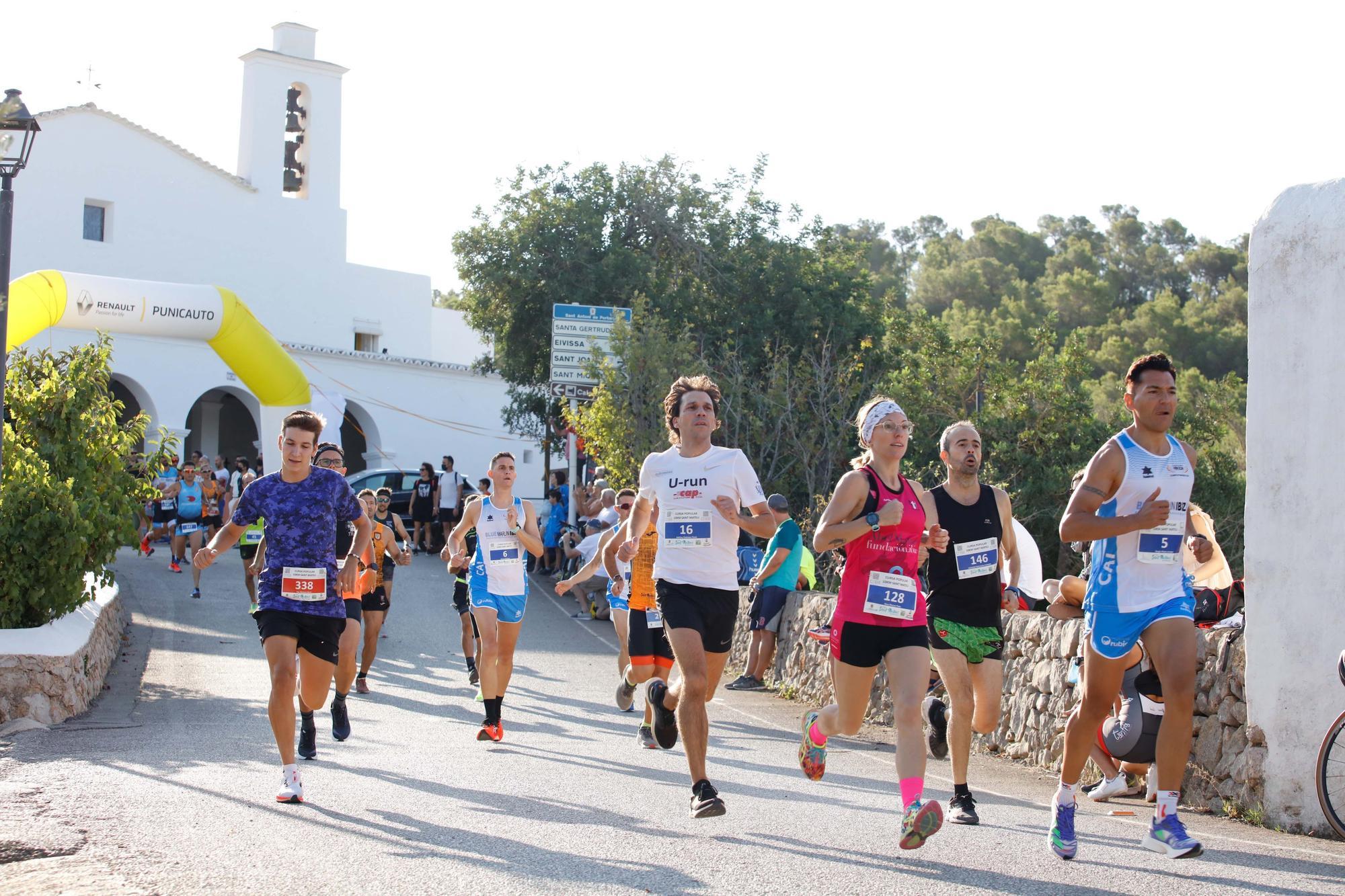 Cursa popular Pla de Sant Mateu 2021