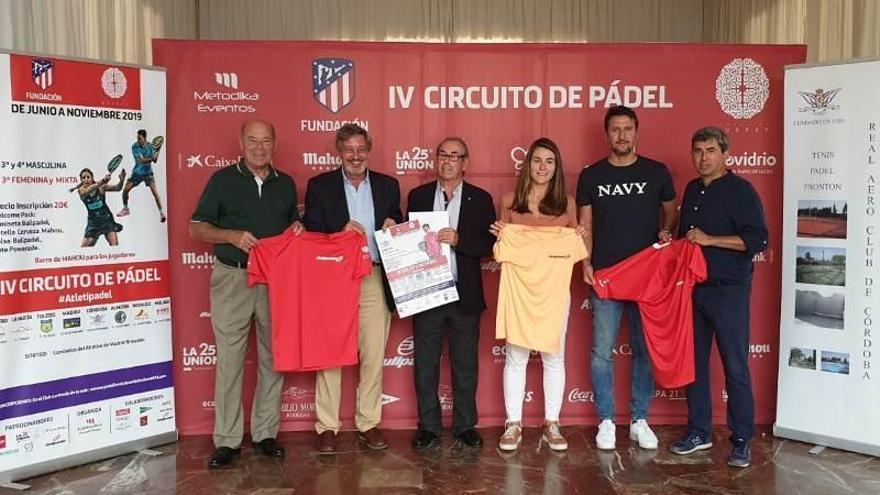 El Real Aero Club acoge el circuito de la Fundación del Atlético de Madrid